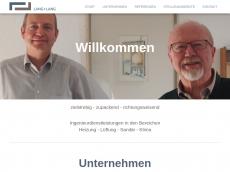 Screenshot von langundlang.de