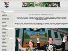 Screenshot von langwaden.de