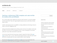 Screenshot der Domain langwebdesign.de