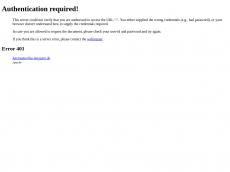 Screenshot der Domain lateinamerika-magazin.de