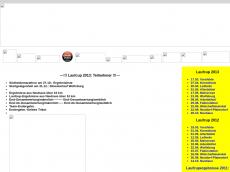 Screenshot der Domain laufelf.de