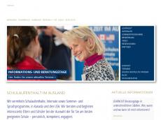 Screenshot der Domain learnout.de
