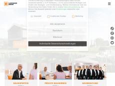 Screenshot der Domain leipfinger.de