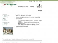 Screenshot der Domain lernberatungskultur.de