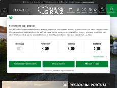 Screenshot der Domain lipizzanerheimat.com