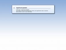 Screenshot von logec.de