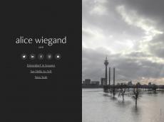 Screenshot der Domain lyzzy.de