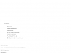 Screenshot der Domain lzekg.de