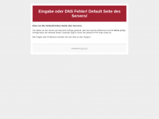 Screenshot der Domain madfrog.de