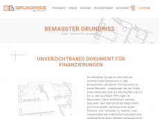 Screenshot der Domain madison-immobilien.de