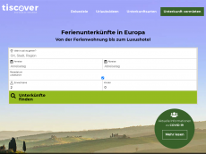 Screenshot der Domain madlener.info
