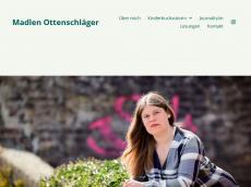 Screenshot von madlenottenschlaeger.de