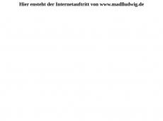 Screenshot der Domain madlludwig.de