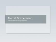 Screenshot der Domain marcelzimmermann.de
