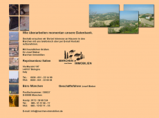 Screenshot der Domain marchen-immobilien.de