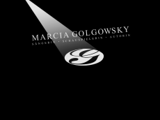 Screenshot der Domain marcia-golgowsky.de