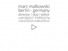 Screenshot der Domain marcmalkowski.de