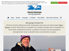 Screenshot der Domain marco-bertram.de