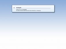 Screenshot der Domain ms-tag.de