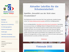 Screenshot der Domain mz-hofgeismar.de