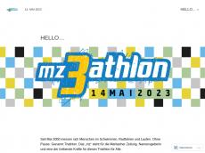 Screenshot von mz3athlon.de