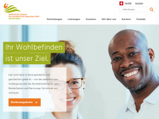Screenshot der Domain mzg-pflegezentrum.de
