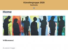Screenshot der Domain mzgs.de
