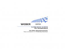 Screenshot der Domain obtek-weber.de