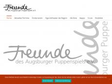 Screenshot von puppenspiel.net