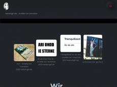 Screenshot von puq.de