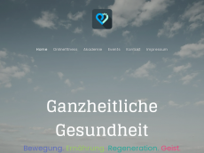 Screenshot der Domain pur-ag.de