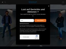 Screenshot der Domain pur-coverband.de