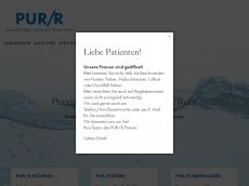 Screenshot von pur-r.de