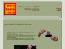 Screenshot der Domain pura-tasta-tura.de