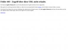 Screenshot der Domain ratgeber-blumen.de