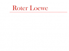 Screenshot der Domain roterloewe.de