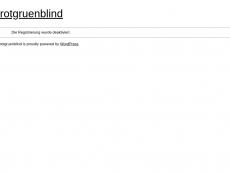Screenshot der Domain rotgruenblind.de