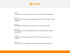Screenshot der Domain roth-it.de
