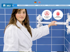 Screenshot der Domain roth-reha.de