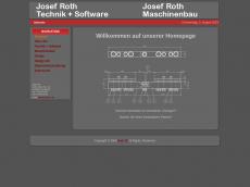 Screenshot von roth-ts.de