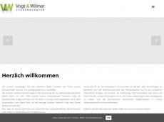 Screenshot der Domain roth-vogt.de