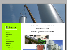 Screenshot der Domain silobau.de
