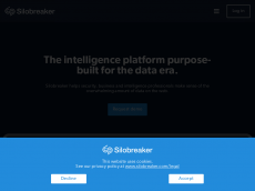 Screenshot der Domain silobreaker.com