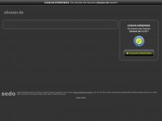 Screenshot der Domain silvaner.de