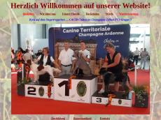 Screenshot von silvenslodge.de