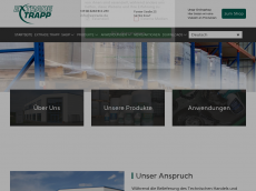 Screenshot der Domain simplegreen.de