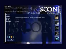 Screenshot der Domain soonmusic.net