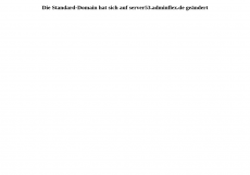 Screenshot der Domain sooslya.de