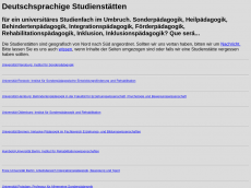 Screenshot der Domain sopaed.de