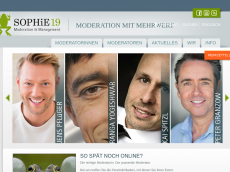 Screenshot der Domain sophie19.de